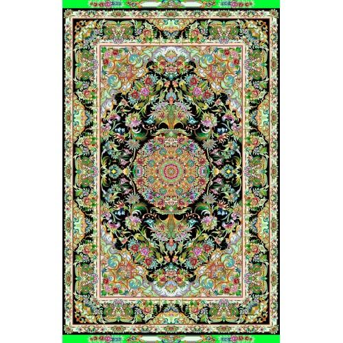 نخ و نقشه تابلو فرش طر�...